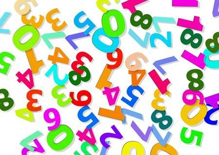 Les chiffres et les nombres français, FLE A1, A2, B1