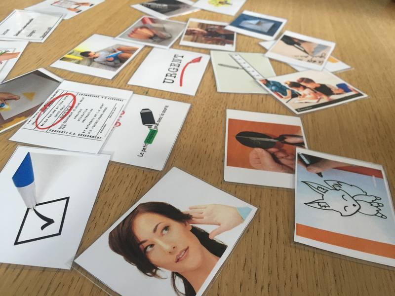 Des flash cards comme vous en avez toujours rêvé !