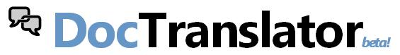 Logo DocTranslator