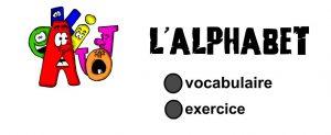 LFLE l'alphabet