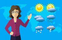 présentatrice météo