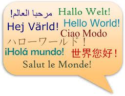 Le quiz des langues du monde