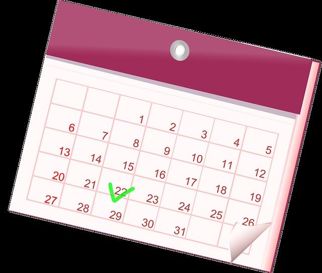 La date et le calendrier FLE A1 A2